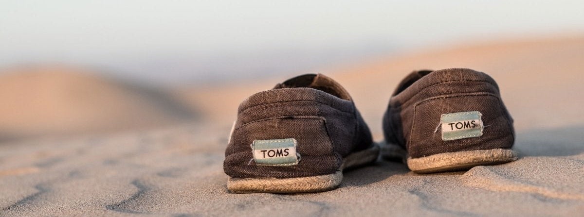 Toms Shoes - Business Model Innovation
